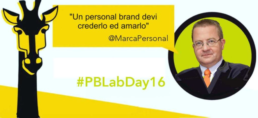 personal branding lab day