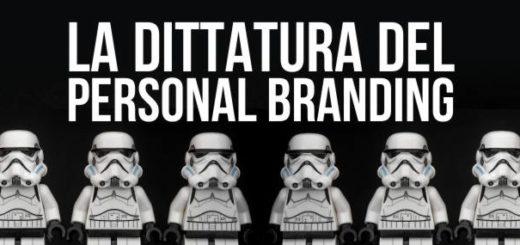 La dittatura del personal branding